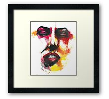 Marilyn Monroe Tears Framed Print