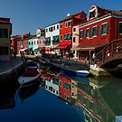 Burano by Rémi Bridot