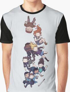 Origonal Pack Graphic T-Shirt