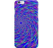 Colorful Funnel Fractal 61716 iPhone Case/Skin