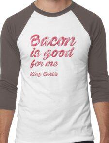 King Curtis. Bacon. Men's Baseball ¾ T-Shirt