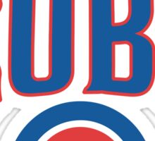 Chicago Cubs Graphic Sticker