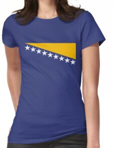 Bosnia & Herzegovina 2016 Womens Fitted T-Shirt