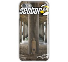Sector 9 Ad iPhone Case/Skin