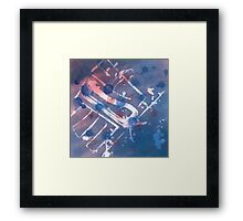 Up to Now - South Framed Print