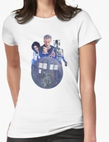 Doctor Who - Return to Mondas Womens Fitted T-Shirt