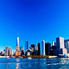 Manhattan Island by KerryPurnell
