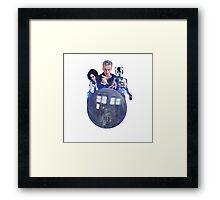 Doctor Who - Return to Mondas Framed Print