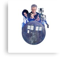 Doctor Who - Return to Mondas Canvas Print