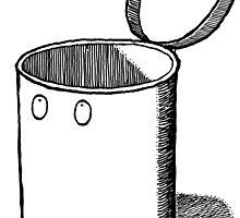 Pedal Bin by MarkHackett