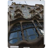 House of Bones - Antoni Gaudi's Casa Batllo in Barcelona, Spain iPad Case/Skin