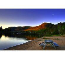 Lakeside Serenity Photographic Print
