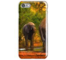 Kruger Elephants iPhone Case/Skin