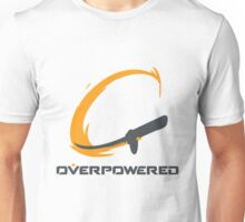 OverPowered Genji Slashing Sword Unisex T-Shirt