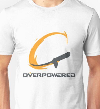 OverPowered Genji Slashing Sword Unisex T-Shirt