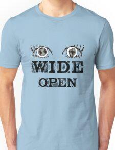 Eyes Wide Open - BLACK T-Shirt