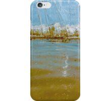 Big water splash iPhone Case/Skin