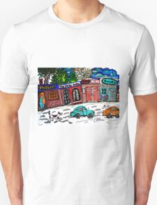 OUR TOWN Unisex T-Shirt