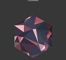 Gemstone - Dilithium by Marco Recuero