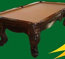 Move Pool Tables Atlanta by gouldbilliard