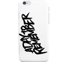 Adtr case iPhone Case/Skin