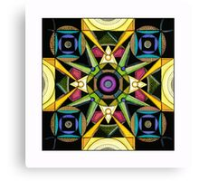 Unify in Light Canvas Print