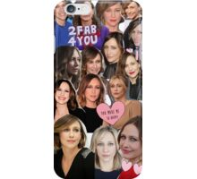 vera farmiga - collage iPhone Case/Skin