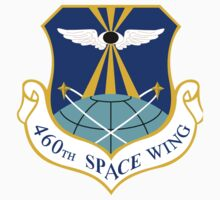 460th Space Wing Crest Kids Tee