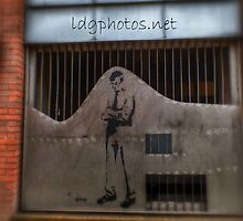 Tony Wilson by leedgreen