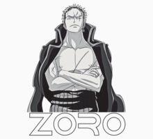 Zoro - Pirate Hunter by cromarlimo