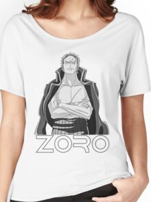Zoro - Pirate Hunter Women's Relaxed Fit T-Shirt