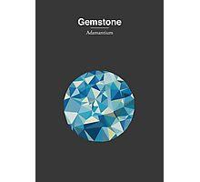 Gemstone - Adamantium Photographic Print