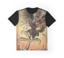 Skylar and the Harpie Graphic T-Shirt