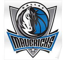 Dallas Mavericks 3 Poster