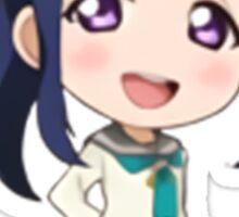 Matsuura Kanan Chibi Sticker