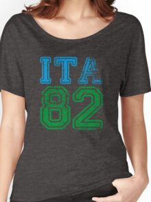 ITALY 1982 Women's Relaxed Fit T-Shirt