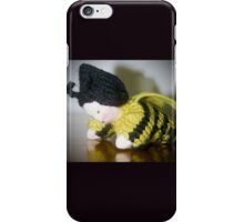 Bumble Bee Child iPhone Case/Skin