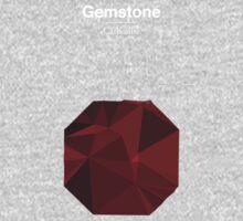 Gemstone - Carbonite Baby Tee