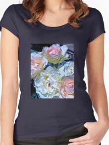 Rose 59 Women's Fitted Scoop T-Shirt