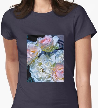 Rose 59 Womens Fitted T-Shirt