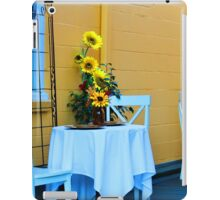 Cozy Table For Two iPad Case/Skin