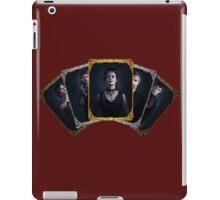 Penny Dreadful tarot cards iPad Case/Skin