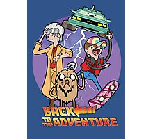 Back to the Adventure Photographic Print