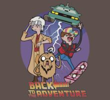 Back to the Adventure One Piece - Short Sleeve