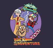Back to the Adventure Unisex T-Shirt