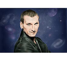 Ninth Doctor Who Photographic Print