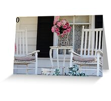 Front Porch Living Greeting Card