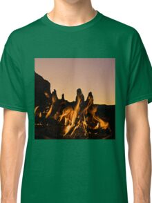 Fiery Sunset Classic T-Shirt