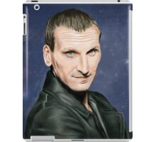 Ninth Doctor Who iPad Case/Skin