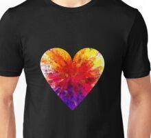 Follow your heart !! Unisex T-Shirt